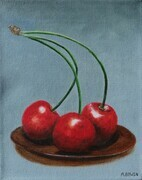 Cherries Jubilee - SOLD