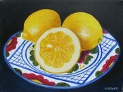 Mexican Lemons - SOLD