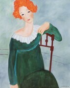 Modigliani Lady II - SOLD