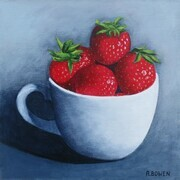 Strawberry Tea - SOLD